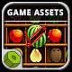 Fruit Matching Game Assets