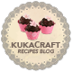 Kukacraft–Sweet Recipe WP Blog +RTL - ThemeForest Item for Sale