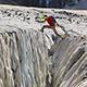 Glacier Crevasse - VideoHive Item for Sale