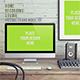 Home Recording Studio Mock-Up - GraphicRiver Item for Sale