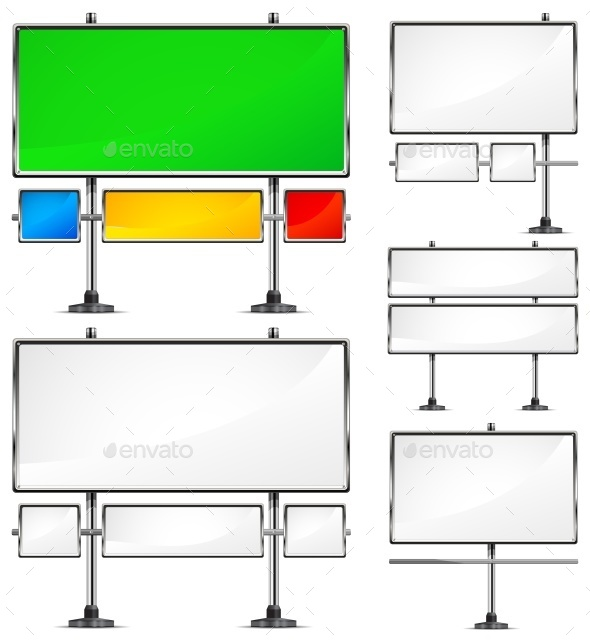 Color Billboards - Concepts Business