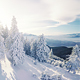 Above the Snowy Mountains - VideoHive Item for Sale
