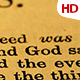 Old Holy Bible 128 - VideoHive Item for Sale