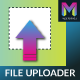 File Uploader Muse Widget by Muse For You - CodeCanyon Item for Sale