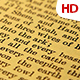 Old Holy Bible 134 - VideoHive Item for Sale