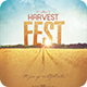 Harvest 2 | Poster - GraphicRiver Item for Sale