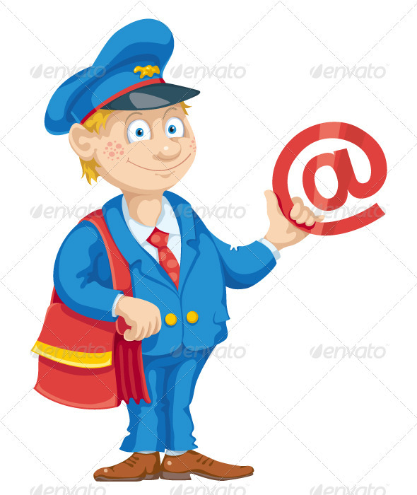 Email for You - People Characters