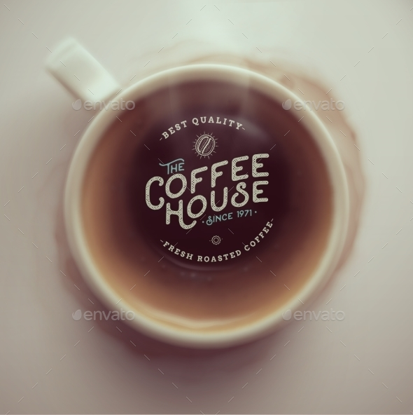 Coffee House - Food Objects