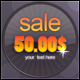 For sale tags - GraphicRiver Item for Sale