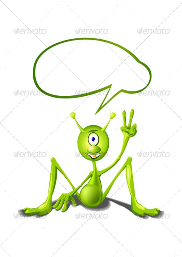 Alien - Monsters Characters