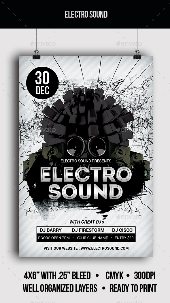 Electro Sound - Clubs & Parties Events