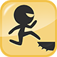 Double Stickman Jump - HTML5 Game Android + AdMob