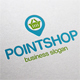 Point Shop Logo - GraphicRiver Item for Sale