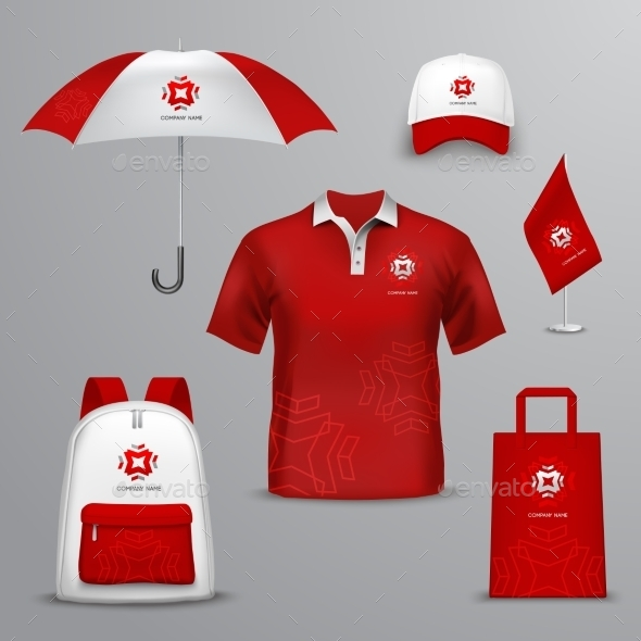Promotional Souvenirs for Company - Services Commercial / Shopping
