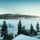 Fog In The Mountains - VideoHive Item for Sale