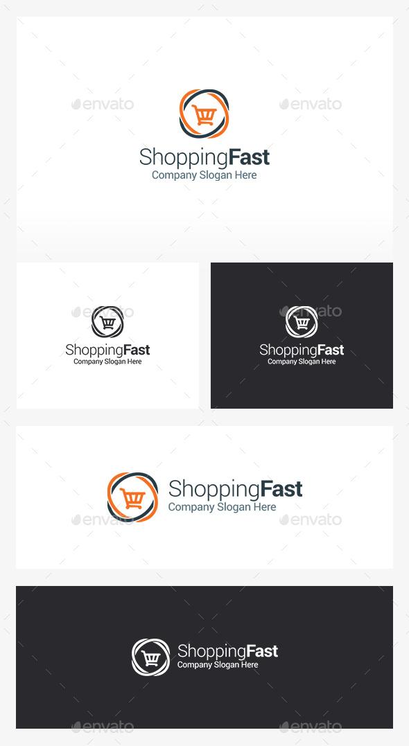 Shopping Logo - Symbols Logo Templates