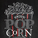 Popcorn Menu - GraphicRiver Item for Sale