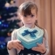 Beautiful Little Girl With a Gift - VideoHive Item for Sale