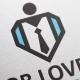 Job Lovers Logo - GraphicRiver Item for Sale