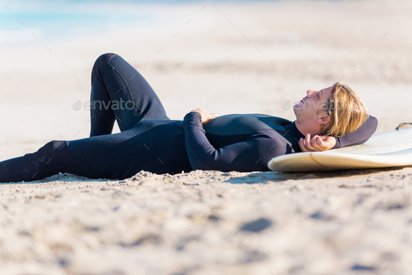 I need some rest - Stock Photo - Images