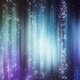 Light Particles with Sparkles and Aurora Borealis  - VideoHive Item for Sale