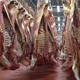 Slaughtered Meat Beef in Slaughterhouse - VideoHive Item for Sale