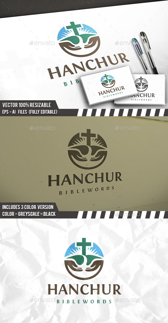 Church Care Logo - Objects Logo Templates