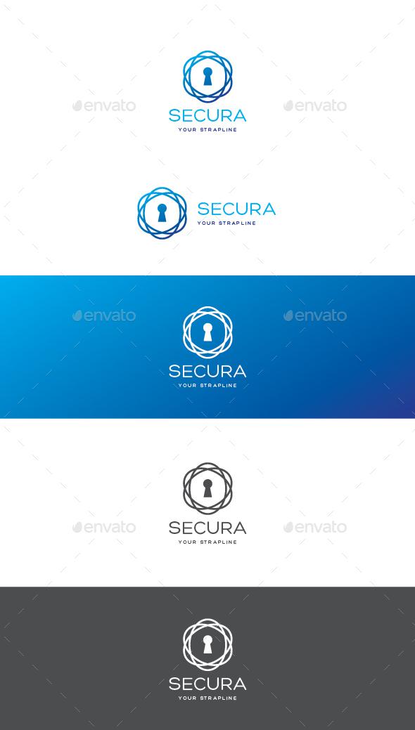 Secura Logo - Symbols Logo Templates