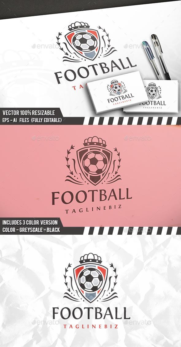 Football Best Logo - Crests Logo Templates