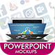 Powerpoint Slide Mockups - Presentation Mock up - GraphicRiver Item for Sale