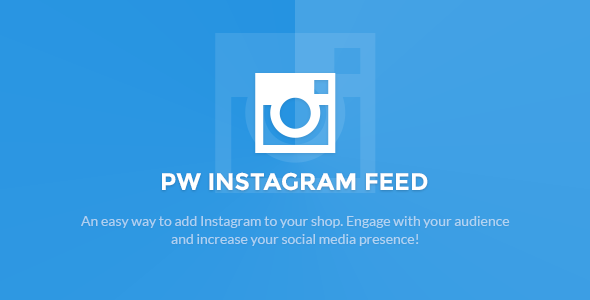 Responsive Instagram Feed Carousel for PrestaShop - CodeCanyon Item for Sale