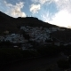Sunrise With Rinning Clouds On Tenerife Island - VideoHive Item for Sale
