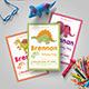 Kids Birthday Invitation - GraphicRiver Item for Sale