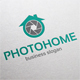 Photo Home logo - GraphicRiver Item for Sale