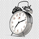 Chrome Alarm Clock - VideoHive Item for Sale
