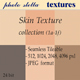 skin texture collection 1a-f - 3DOcean Item for Sale