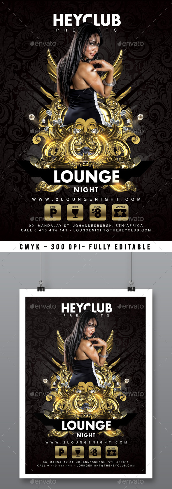 Lounge Party - Clubs & Parties Events