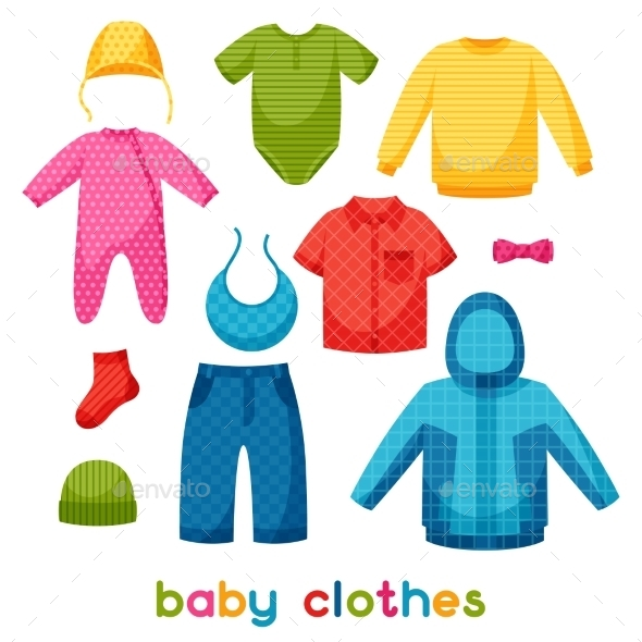 Baby Clothes - Retail Commercial / Shopping