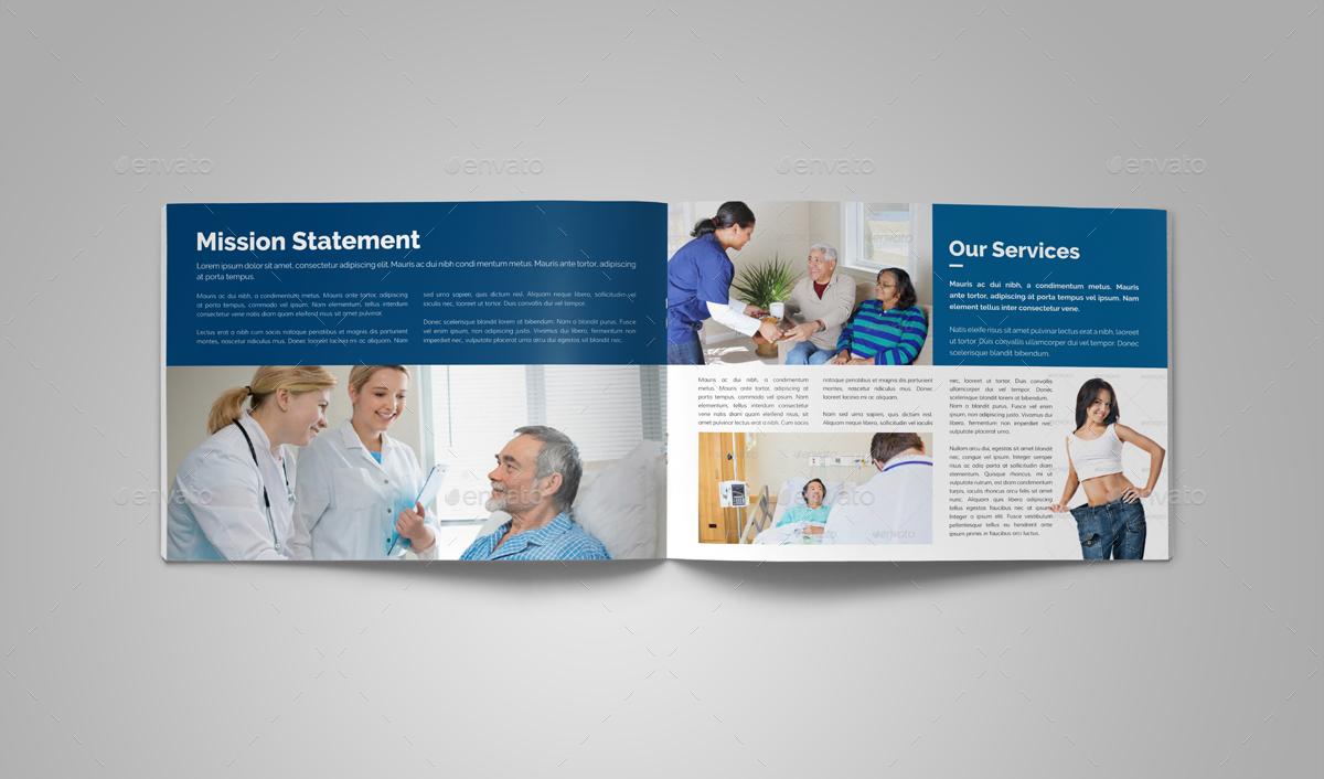 Medical HealthCare Brochure Design V2