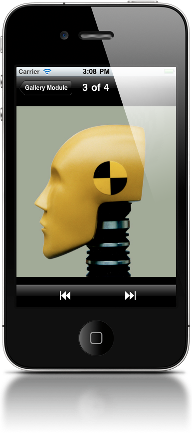 titanium app templates - titanium gallery module by kacangboi codecanyon