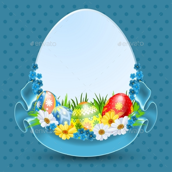 Easter - Backgrounds Decorative