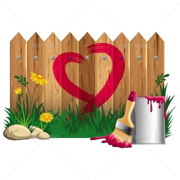 Love Background - Backgrounds Decorative