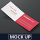 Invitation Card Mock-Up - GraphicRiver Item for Sale