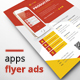 Mobile App Promotion Flyer Ads Vol.2 - GraphicRiver Item for Sale
