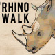 Rhino Walking - VideoHive Item for Sale