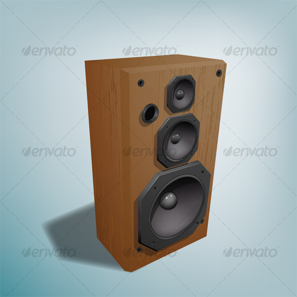 Speaker Box - Media Technology