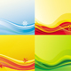 Seasonal backgrounds - GraphicRiver Item for Sale
