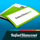 Horizontal Business Card Mock-Up - GraphicRiver Item for Sale