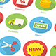20 Shopping icons Nulled