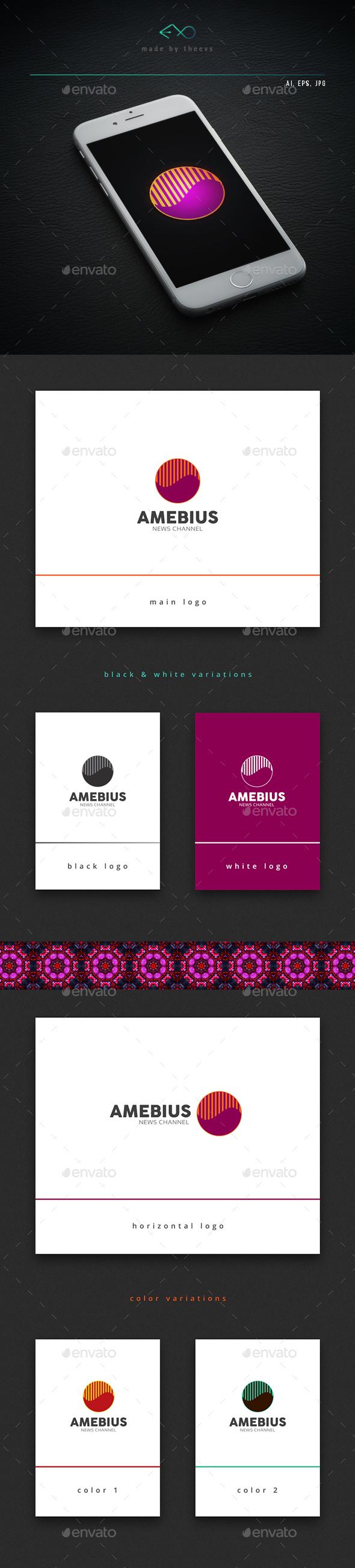 Amebius - Vector Abstract